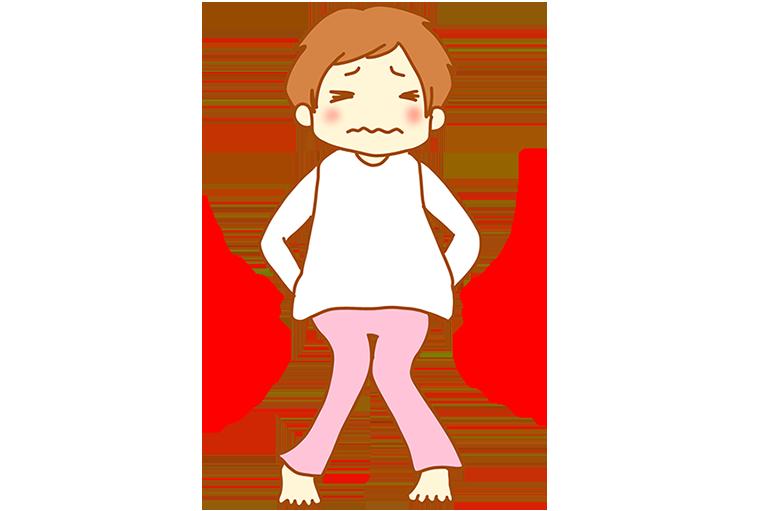 肛門掻痒症・肛門周囲炎