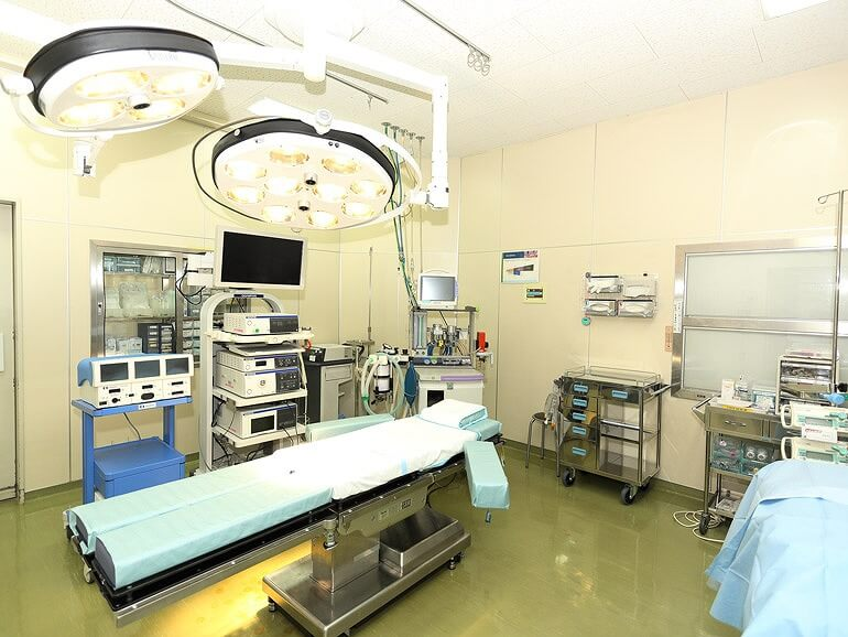 短期滞在外科手術とは