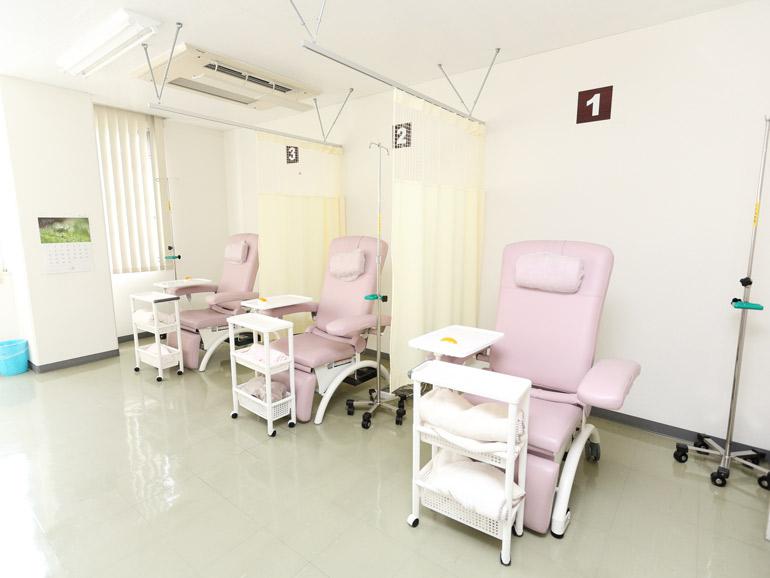 化学療法治療室