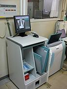 デジタルX線画像処理装置